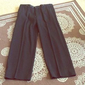 Pants - Dolce Gabbana women's wool dress pants